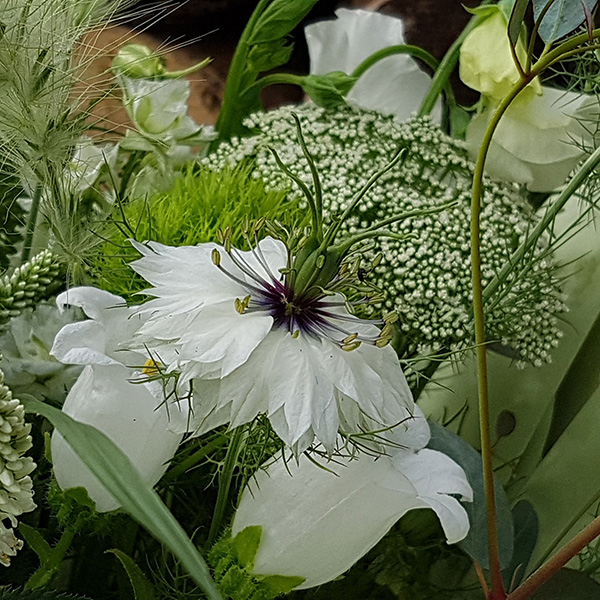 Garden Floristry and Posy Tying